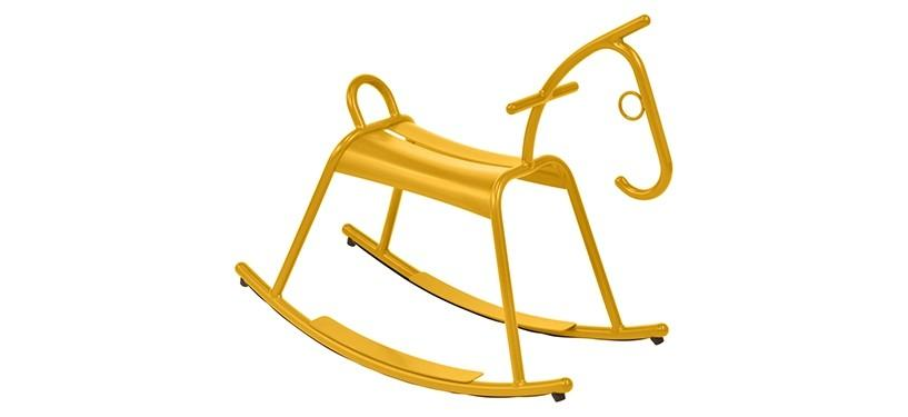 Fermob Adada Rocking Horse · Honey