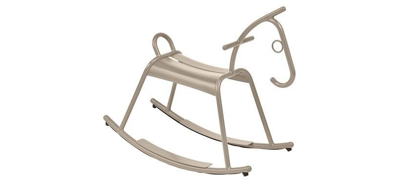 Fermob Adada Rocking Horse · Nutmeg