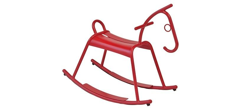 Fermob Adada Rocking Horse · Poppy