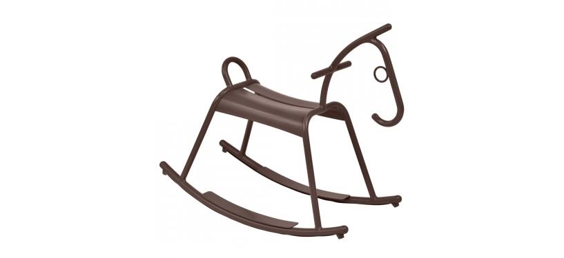 Fermob Adada Rocking Horse · Russet