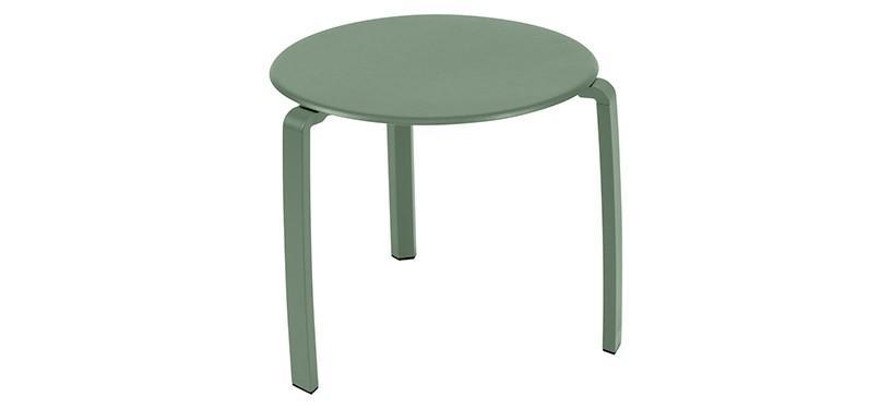 Fermob Alizé Low Table · Cactus