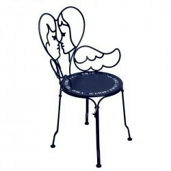 Fermob Ange Chair · Deep Blue