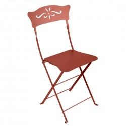 Fermob Bagatelle Chair · Red Ochre