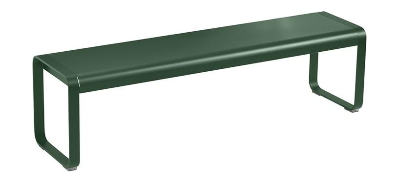 Fermob Bellevie Bench · Cedar Green