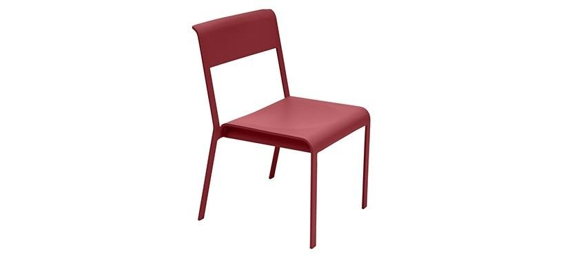 Fermob Bellevie Chair · Chili