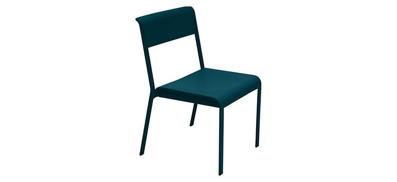 Fermob Bellevie Chair · Acapulco Blue
