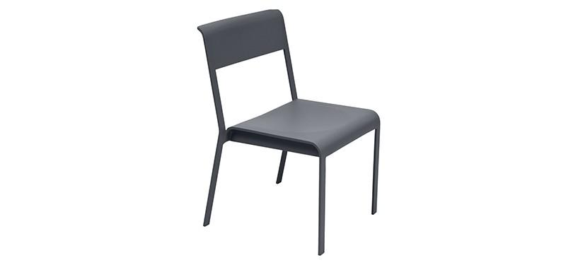 Fermob Bellevie Chair · Anthracite
