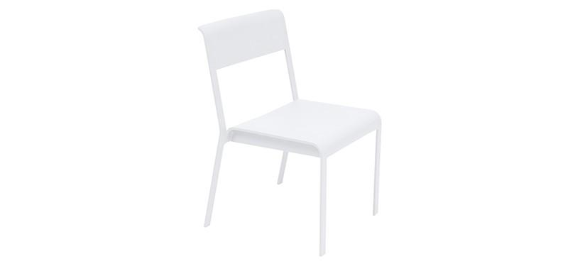 Fermob Bellevie Chair · Cotton White