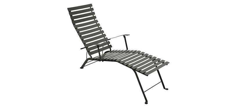 Fermob Bistro Chaise Longue · Rosemary