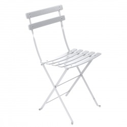 Fermob Bistro Classique Chair · Cotton White
