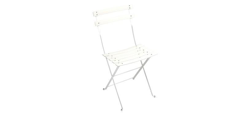 Fermob Bistro Duraflon® Chair · Cotton White