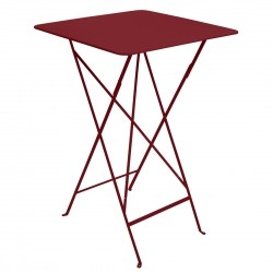 Fermob Bistro High Table · Chili