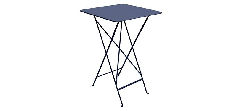 Fermob Bistro High Table · Deep Blue