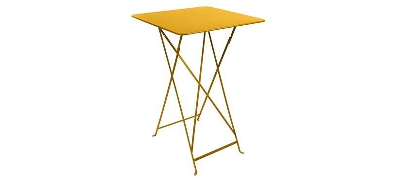 Fermob Bistro High Table · Honey