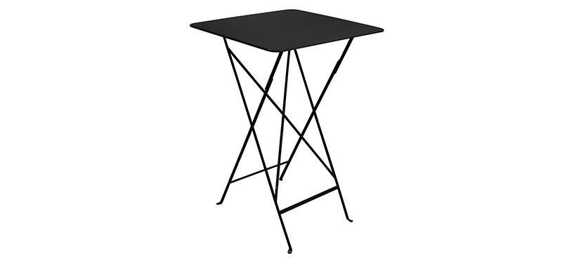 Fermob Bistro High Table · Liquorice