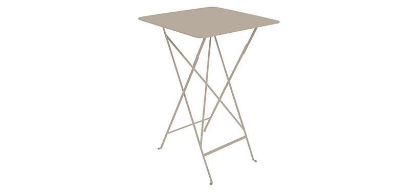 Fermob Bistro High Table · Nutmeg