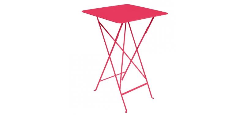 Fermob Bistro High Table · Pink Praline