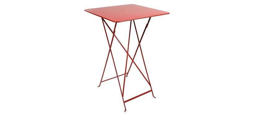 Fermob Bistro High Table · Poppy