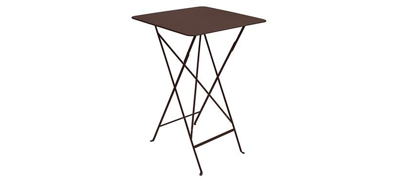 Fermob Bistro High Table · Russet