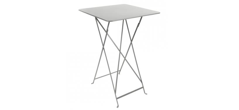 Fermob Bistro High Table · Steel Grey