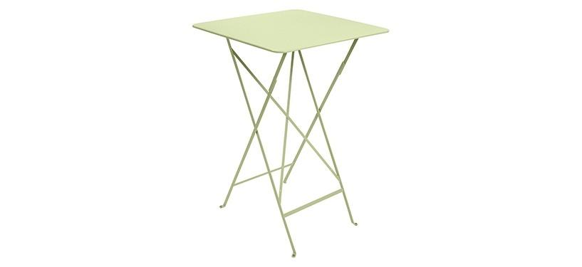 Fermob Bistro High Table · Willow Green