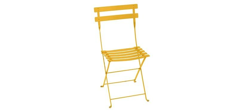 Fermob Bistro Metal Chair · Honey