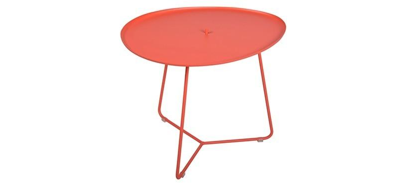 Fermob Cocotte Low Table · Capucine