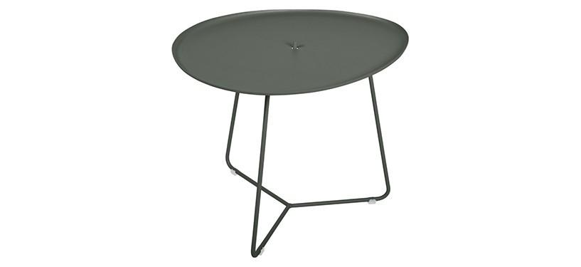 Fermob Cocotte Low Table · Rosemary