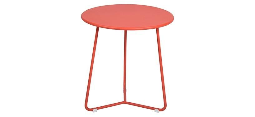 Fermob Cocotte Occasional Table · Capucine