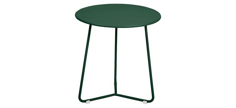 Fermob Cocotte Occasional Table · Cedar Green