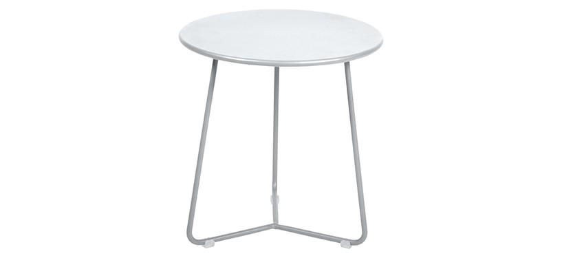 Fermob Cocotte Occasional Table · Cotton White