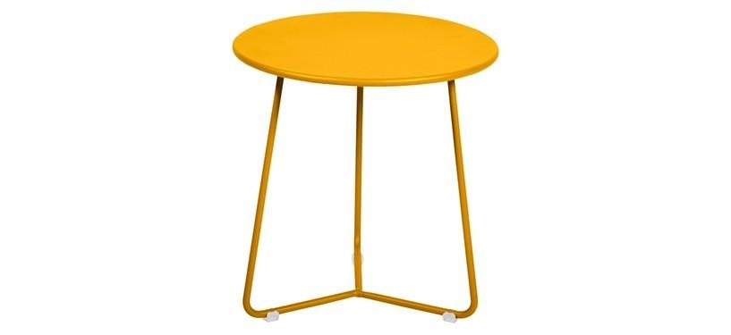 Fermob Cocotte Occasional Table · Honey