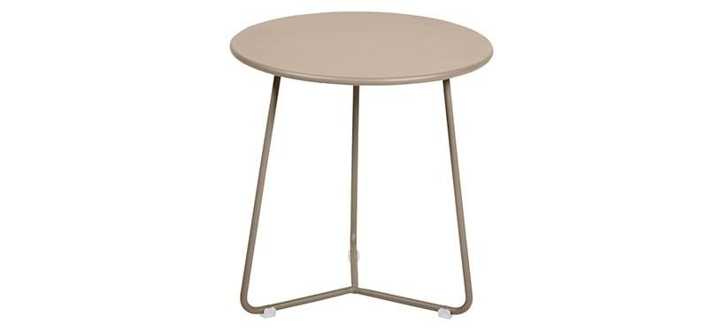 Fermob Cocotte Occasional Table · Nutmeg