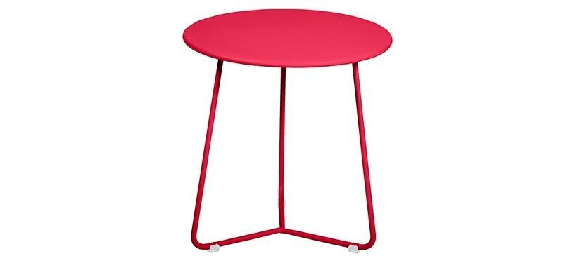 Fermob Cocotte Occasional Table · Pink Praline