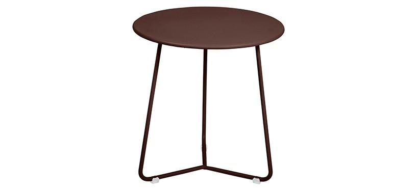 Fermob Cocotte Occasional Table · Russet