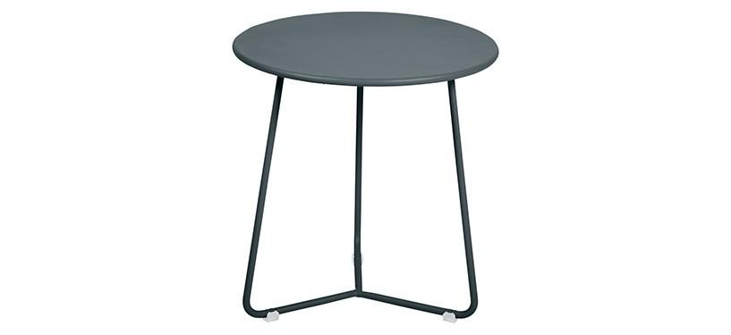 Fermob Cocotte Occasional Table · Storm Grey