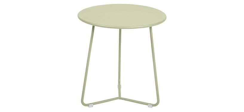 Fermob Cocotte Occasional Table · Willow Green