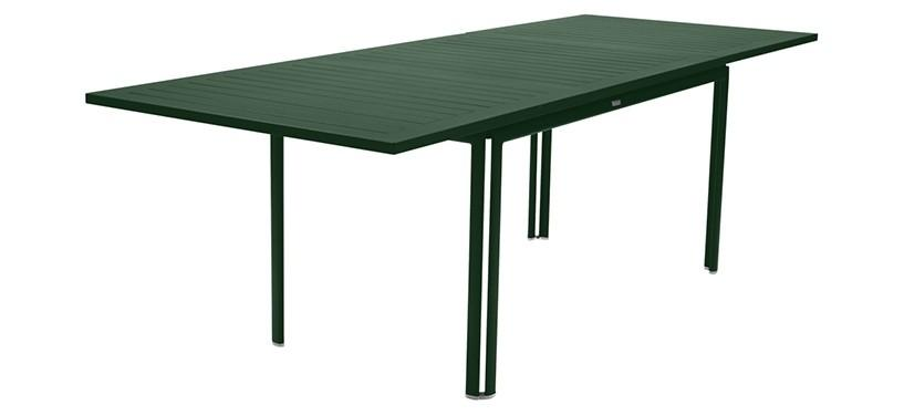 Fermob Costa Table with Extension · Cedar Green