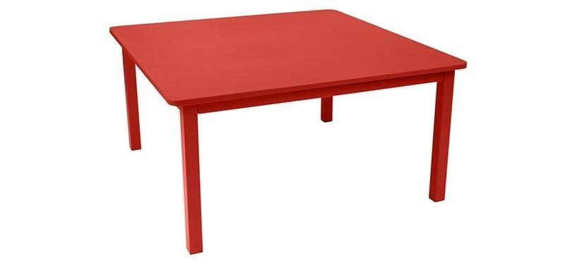 Fermob Craft Table · Capucine
