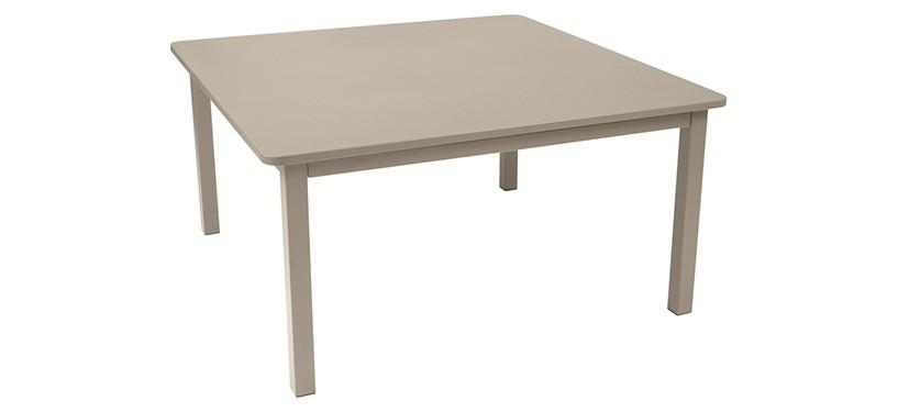 Fermob Craft Table · Nutmeg
