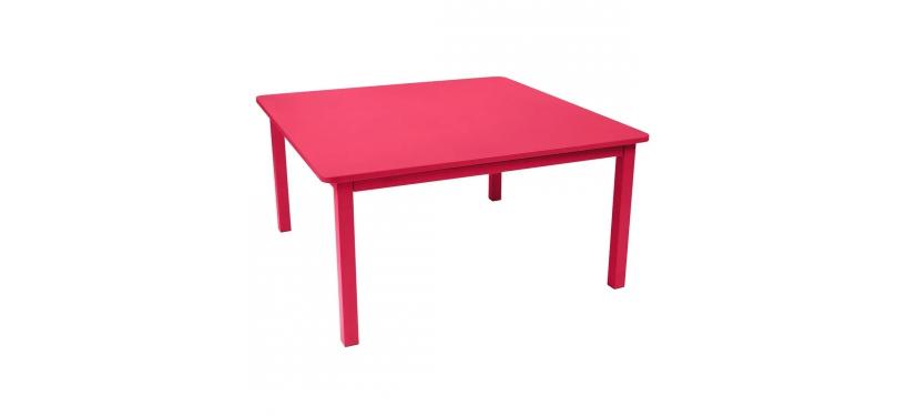 Fermob Craft Table · Pink Praline
