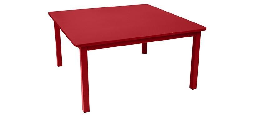 Fermob Craft Table · Poppy