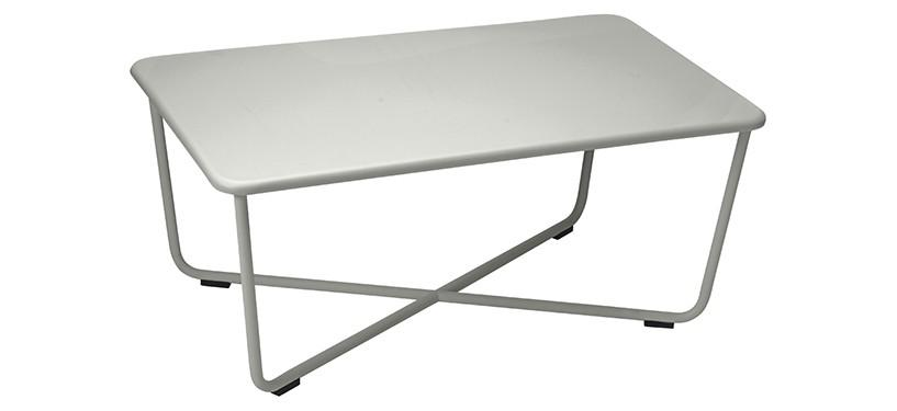 Fermob Croisette Low Table · Rosemary