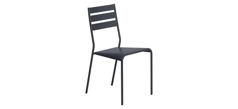 Fermob Facto Chair · Anthracite