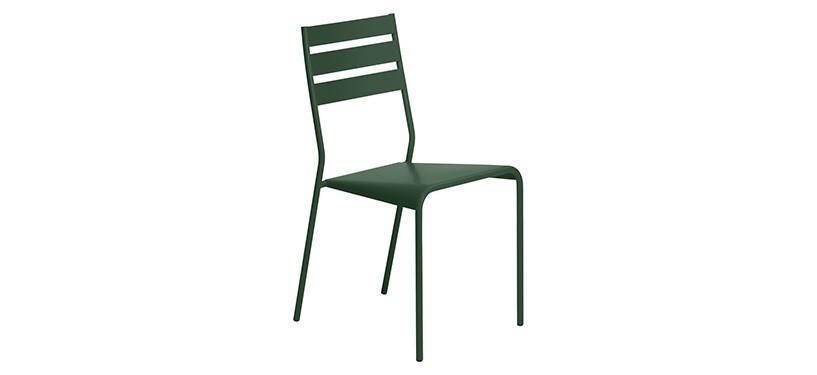 Fermob Facto Chair · Cedar Green