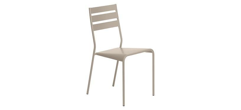 Fermob Facto Chair · Nutmeg