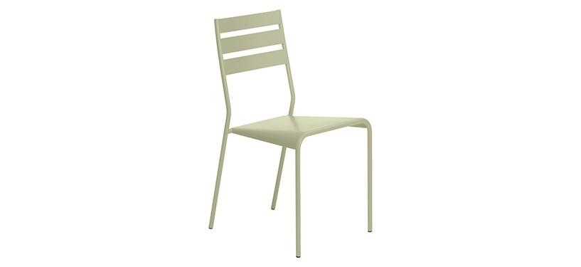 Fermob Facto Chair · Willow Green