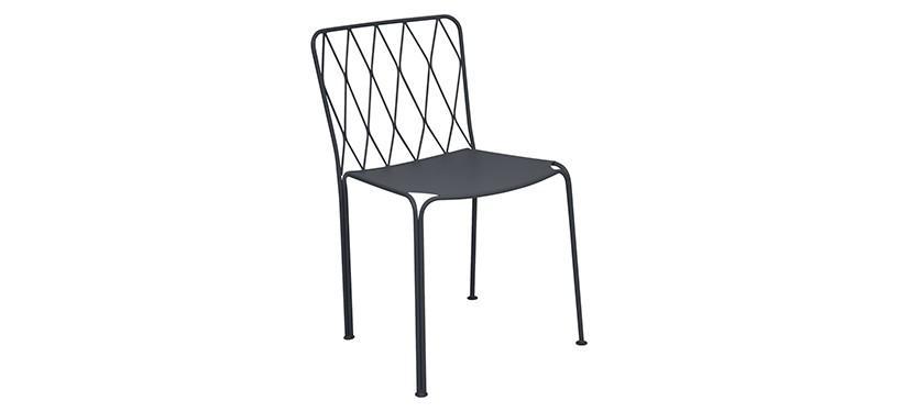 Fermob Kintbury Chair · Anthracite