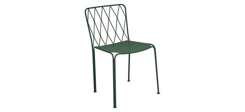 Fermob Kintbury Chair · Cedar Green
