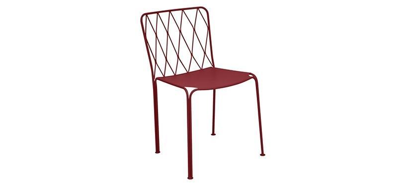 Fermob Kintbury Chair · Chili